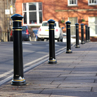 Midland Barrier Company Suppliers Of Security Bollards