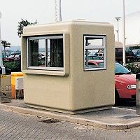 Midland Barrier Company suppliers and installers of kiosks